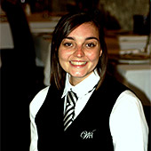 Danielle Smith – Guest Relations Manager
